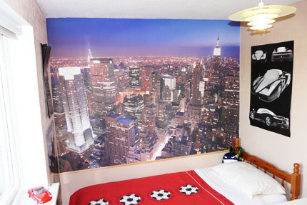 bespoke digital photo canvas wallpaper wall murals roller blinds