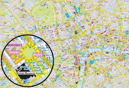 London Tourist Map To Print.Bespoke Digital Photo Canvas Wallpaper Wall Murals Roller Blinds