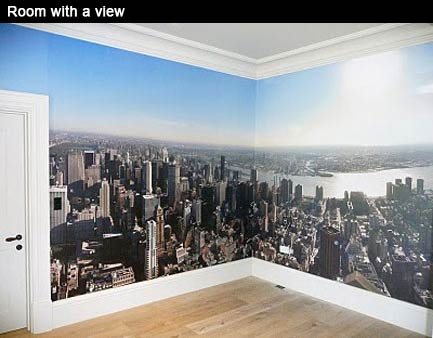 Printed Space: New York Panoramic