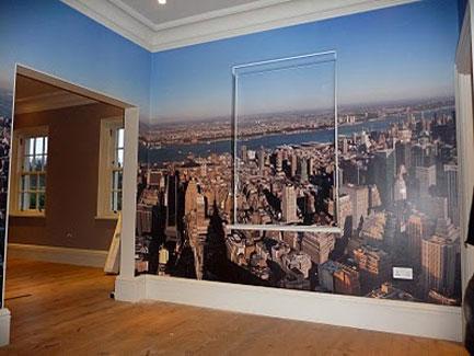Bedroom Wallpaper New York